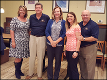 Chesapeake Kiwanis - September 2016 meeting